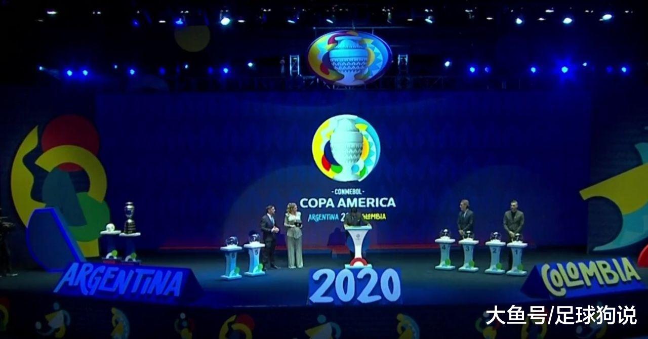 美洲杯分组正式出炉! 阿根廷遭遇克星, 梅西终结魔咒的机会来了