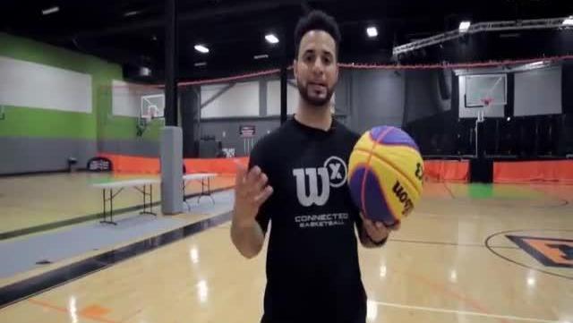 篮球课 威斯布鲁克的7种暴躁的突破方式 篮球教学视频1 篮球中的移动与脚步的训练