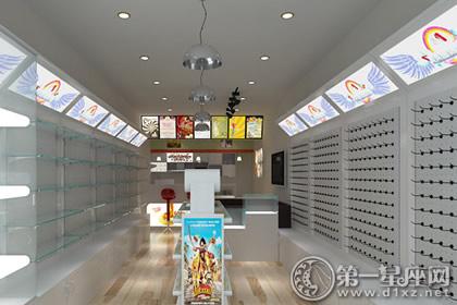 其实,在装修店铺时,内部的颜色选择尤为重要.