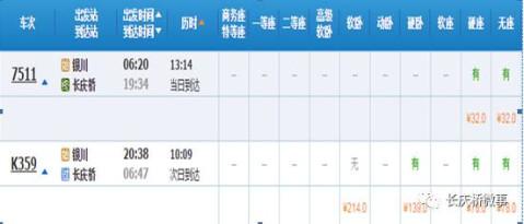 庆阳长庆桥火车站详细使用说明书, 赶紧收藏!