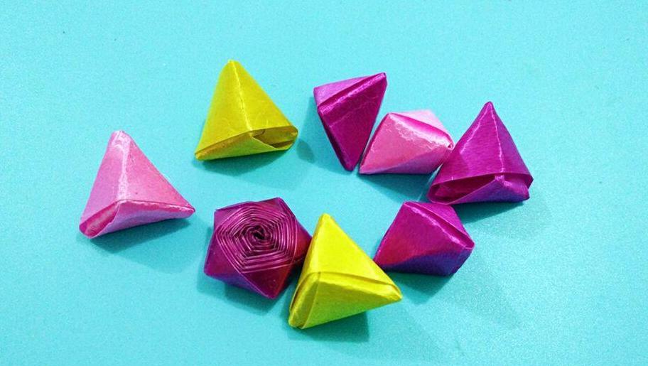 三角棕的最简单包法_三角粽最简单的包法,2步就包好,1分钟一个,轻松包