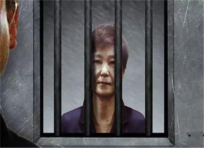 """现在监狱之中备受折磨""""报复&rdquo 朴槿惠自己丧送了自己的前程,"""