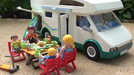 家庭房玩具车学习颜色 消防车 冰淇淋车 大卡车运小车
