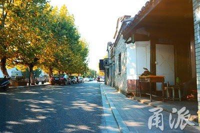 5年长跑后背街小巷综合整治工程完工 改造得怎么样了图片