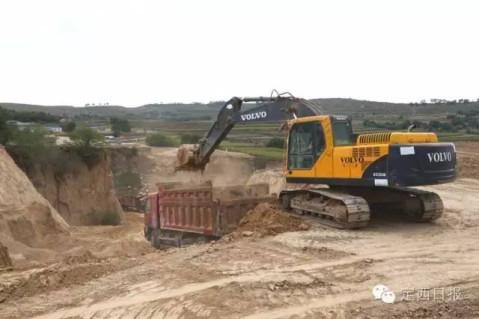 """通渭至定西高速公路团结隧道""""试验段""""先期开工"""