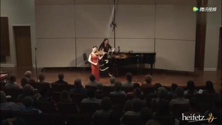 耳目一新的小提琴/钢琴演绎版本: 梁祝(中) 家喻户晓的中国名曲