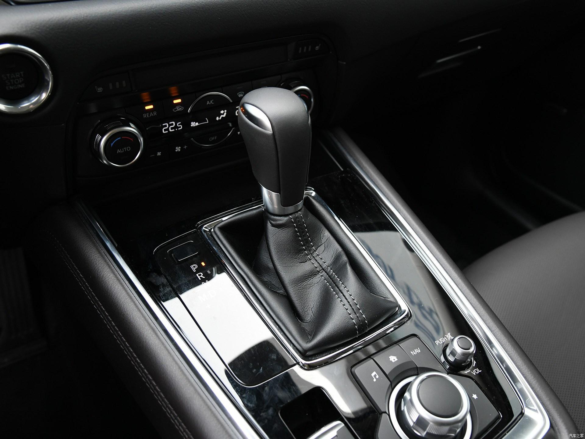 我们为您选中了马自达CX-8,车型漂亮,内饰高档