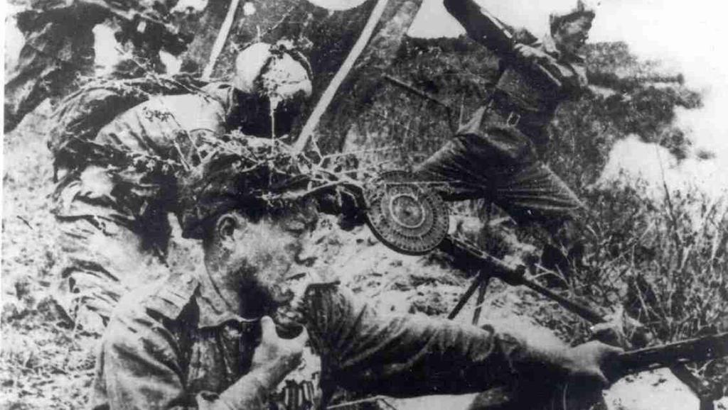 抗美援朝: 黄草岭战役,一战成名