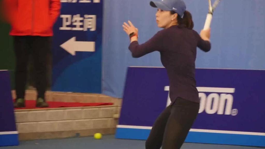 2017中国网球业余大师杯年终总决赛花絮,让我笑了整整一天