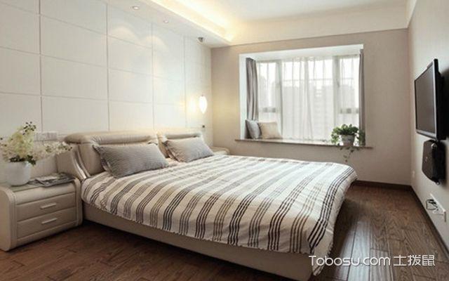 主卧室简约装修效果图, 2018最流行的6款主卧室简约装修图