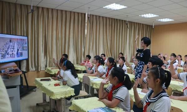 教育部: 通过电视播放课程 学校延期开学后, 学生学习怎么办