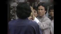 霍元甲跟日本人比武在即,想赢比赛既然用卑鄙手段偷袭!
