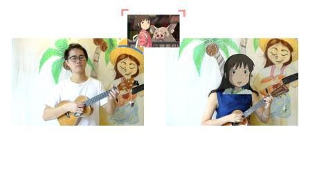 久石让 钢琴乐谱 千与千寻 土豆视频