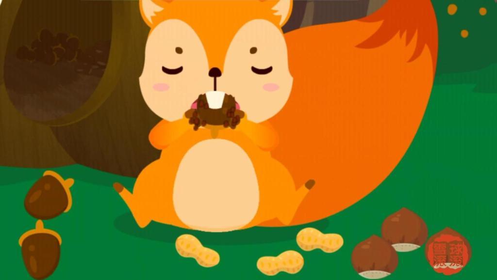 打开 宝宝巴士亲子游戏 宝宝认识动物 森林动物乐园 狮子老虎长颈鹿