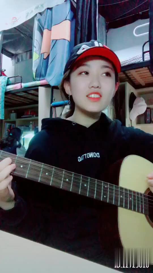 菜鸟级 嘀嗒 吉他弹唱