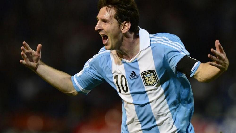 06年的阿根廷 梅西的世界杯处子秀