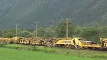 原来高铁铁路是这样铺出来的,没见过的看看吧!