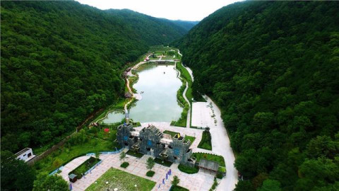 远看山有色, 近听水欢歌——黄陵国家森林公园风景美如画!