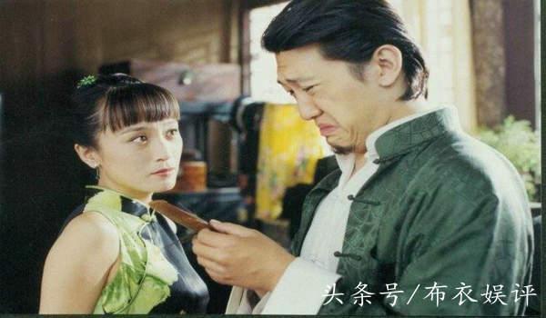 是每次对着自己老婆表情毫无收敛 赵龙豪的戏路一度受限,真的成了