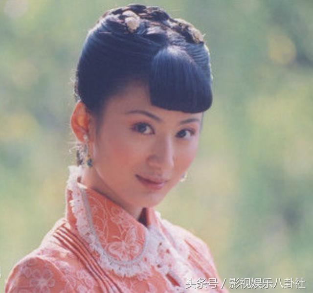 从《哑巴新娘》,《木棉花的春天》到《绣娘兰馨》,古装扮相甜美的