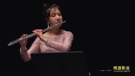 014,长笛,单簧管,萨克斯三重奏《我心永恒》演奏: 代美川子,范弘民