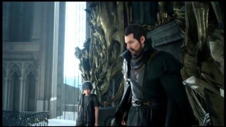 【游民星空】《最终幻想15》伊格尼斯章节开场动画