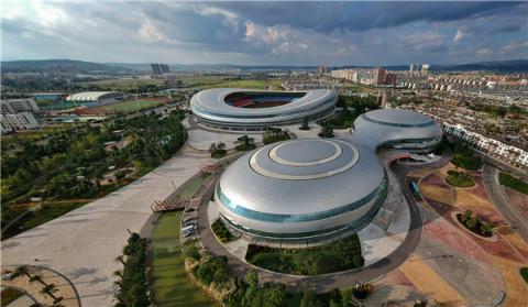 珠江源风景区于曲靖市沾益区北部马雄山麓,距沾益城区50公里,距省城