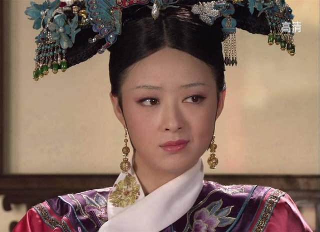 蒋欣7个古装剧造型,最美怀孕华妃,最丑不是秋菊电视剧出轨不是图片
