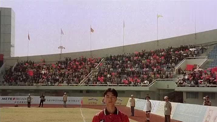少林足球中的最感到意外的一段,却成就了这部经典的电影!