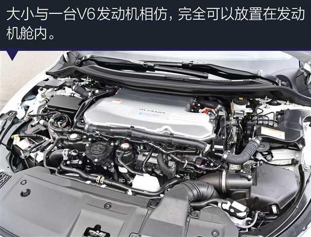 一体化的设计使其体积变小,大小与一台v6发动机相仿,完全可以放置在发图片