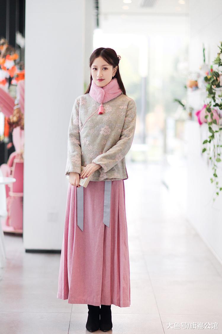 中国风的外套, 民国初恋的清纯气质!
