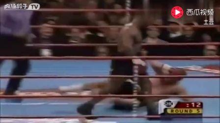这样的拳击,才让人热血沸腾!迈克·泰森最新精选10场残暴KO