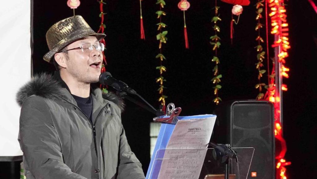 《踏着夕阳归去》韦茂键盘弹唱经典歌曲(国语