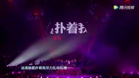 胡彦斌挑战张学友经典, 翻唱《饿狼传说》
