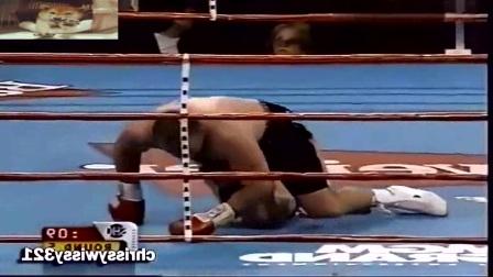 泰森的拳头实在太重了,一龙和播求俩人一起上都打不过