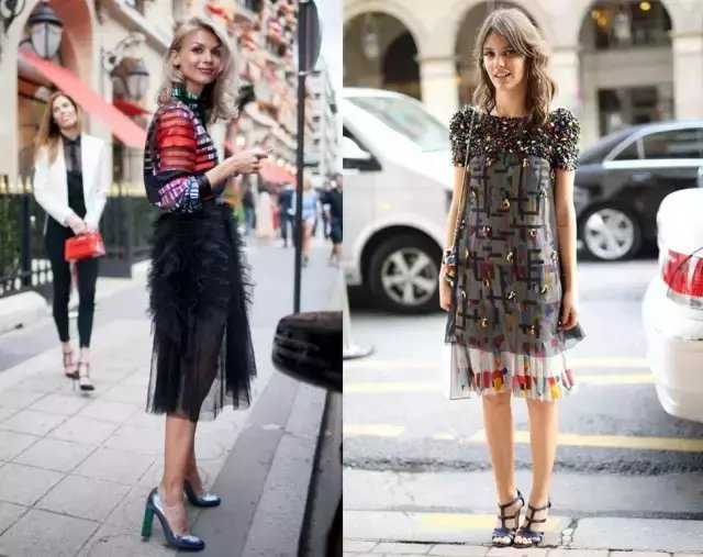 今夏仙气十足的纱裙才是主流, 因为显瘦 20