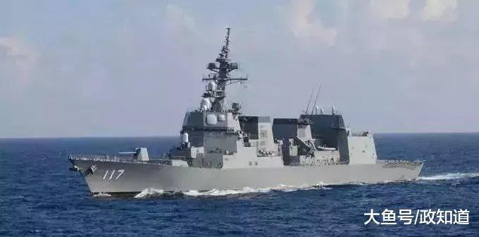 来中国参加检阅 日本神盾舰有啥来头?