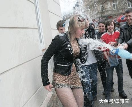 乌克兰有一节日, 美女游客很害怕, 国外男性却慕名而来