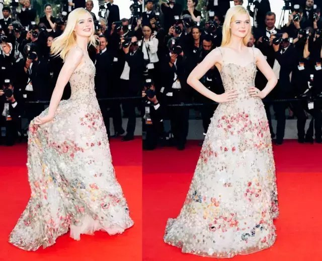 今夏仙气十足的纱裙才是主流, 因为显瘦 10