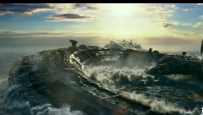 霸王龙vs沧龙_霸王龙骑士 打开 《变形金刚5 最后的骑士》 擎天柱被黑化后vs大黄蜂
