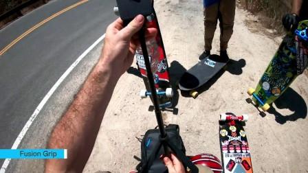 海陆空 - #GoPro Fusion 全景相机 快速入门 支架指南-Mounting