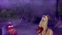 爆笑虫子: 小红午夜惊魂没想到是大黄的恶作剧
