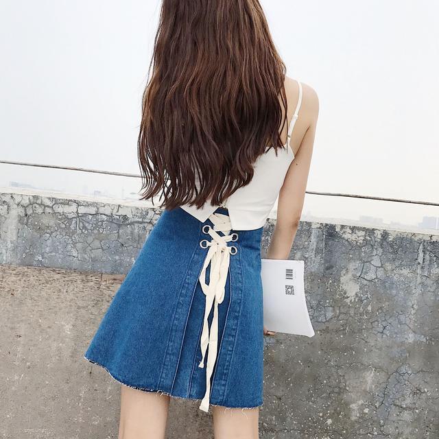 自己做半身裙_这个夏日要想让自己的衣品脱胎换骨, 那怎能没有一件美丽的半身裙
