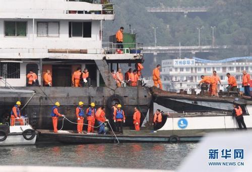重庆坠江公交车辆位置基本确定初步核实共有15人失联