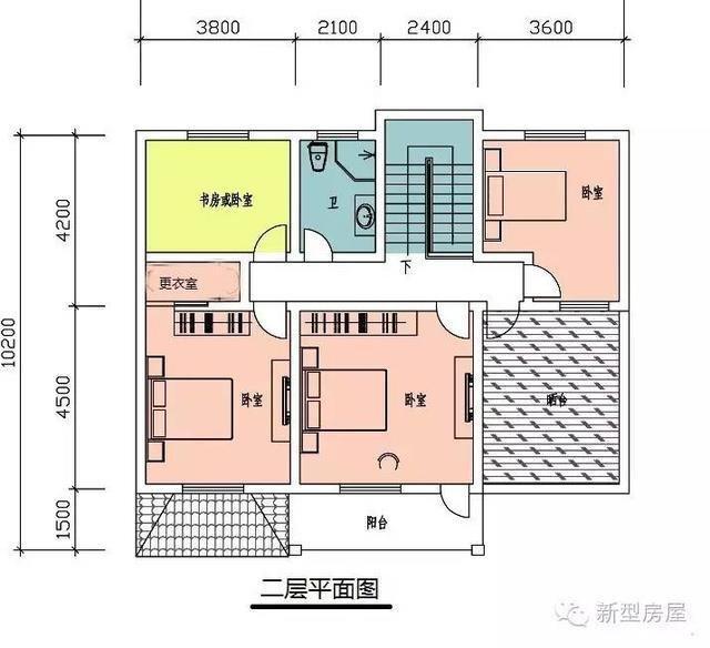 堂屋后面楼梯间设计图展示_设计图分享
