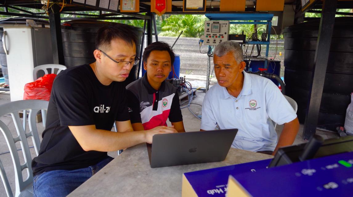 """马来西亚程序员让辣椒长在""""云上"""", 还成了阿里上市敲锣人"""