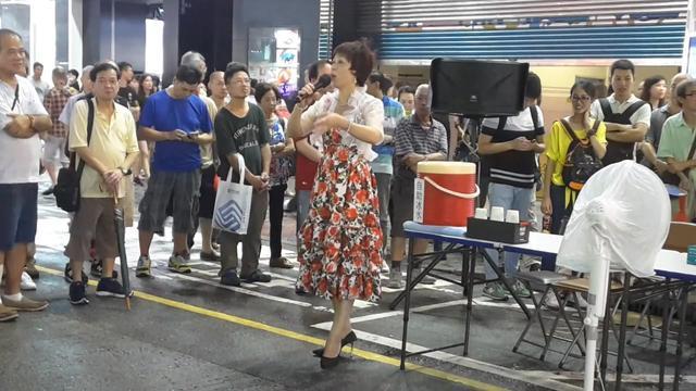 旺角罗文嘉宾吴少云牡丹亭惊梦幽媾原唱任剑辉白雪仙