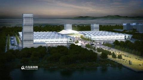 [红岛国际会展中心]进展:年内将动工开建