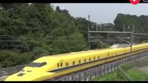 中国唯一的一辆有颜色的高速列车,从不搭载乘客,永远只身一人
