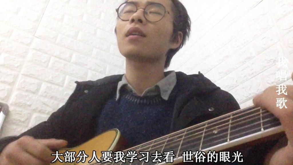 李白白 ,鸟巢流浪歌手汤华斌 阿龙 演唱图片